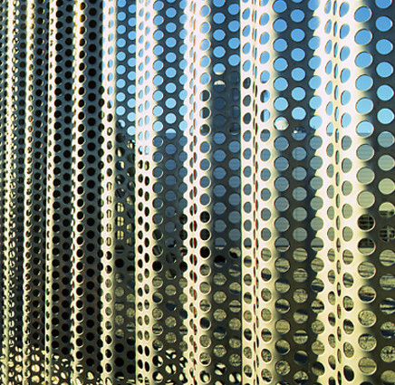 Perforated Screenwall Perforated Metal Panels Centria
