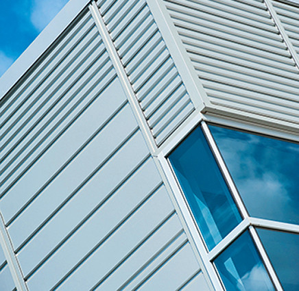 Rainscreen System Manufacturer Rainscreen Cladding