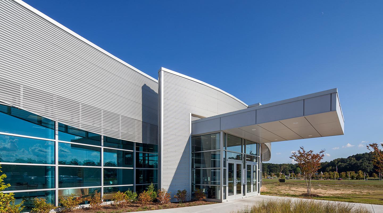 Tupelo Aquatic Center | CENTRIA